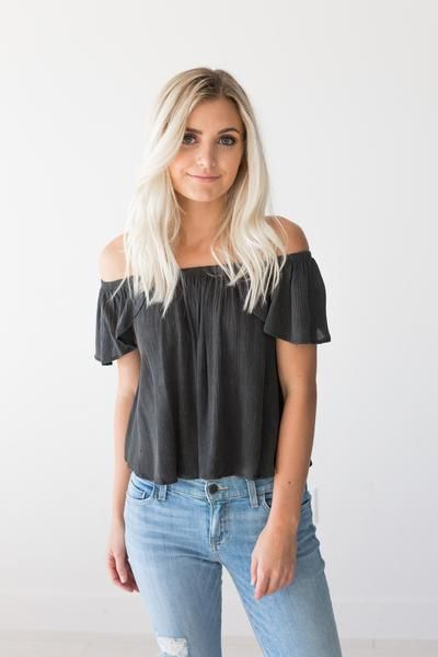 Grae Off the Shoulder Top