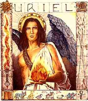 """Why do you think I chose to use my masculine attribute name, Uriel, while I dwell in a female form? Because I want those who meet me to recognize that I will show no mercy if provoked. The balance helps contain my wrath."""