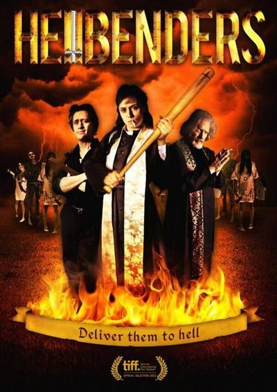 Cehennem Bükücüler – Hellbenders 2012 (BRRip XviD) Türkçe Dublaj | Film indir - Tek Link Film indir, Hd film indir