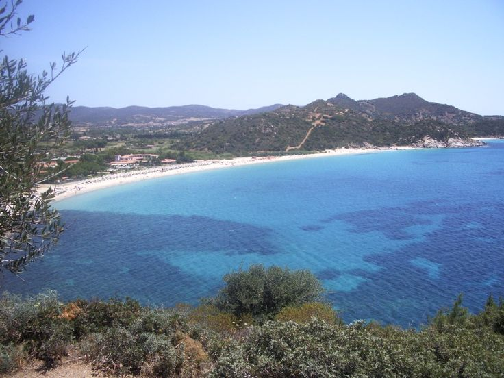 Campus Beach in Villasimius Sardinia - a universe of peace and beauty - www.villasimius.org
