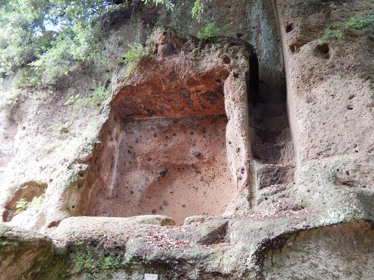 """Parco Archeologico Città del Tufo - Sovana """"immersione nel mondo etrusco"""""""
