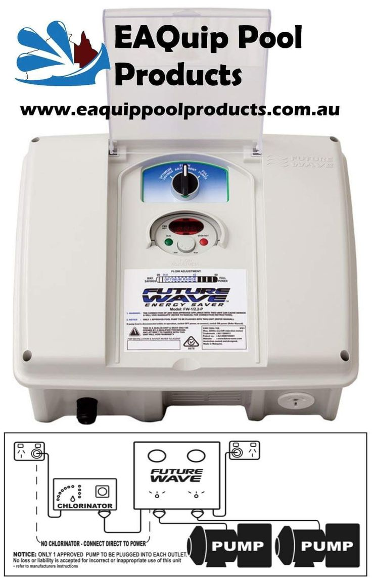INSTANT MONEY SAVER  run your pool pump much cheaper save *$700+ a year on power  www.ebay.com.au/itm/182210405985