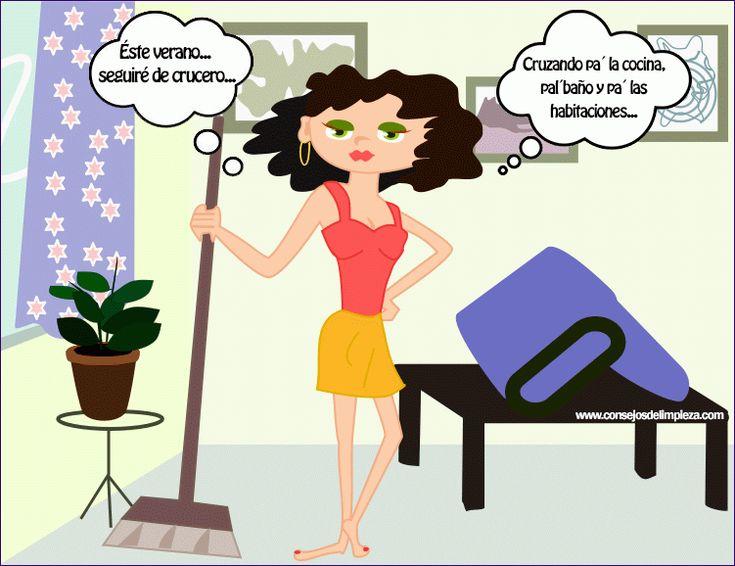 Consejos, trucos y tips de limpieza profesional y del hogar, descripciones de procedimientos paso a paso y remedios caseros para limpiar todo.