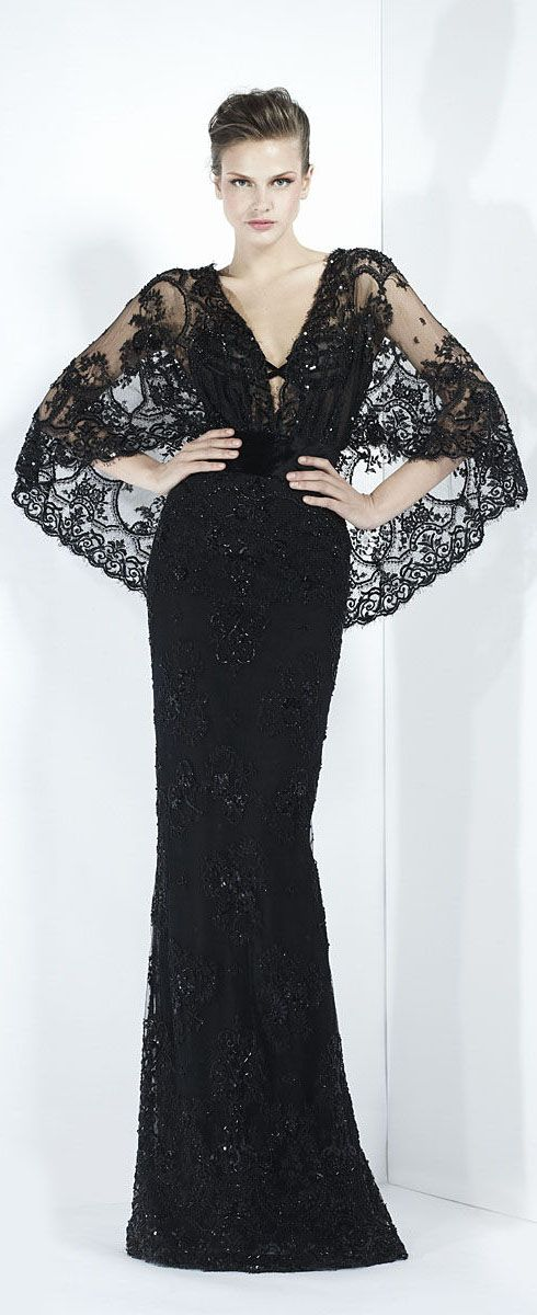 Zuhair Murad 2011 Fall Couture Collection Simply divine, dahling!