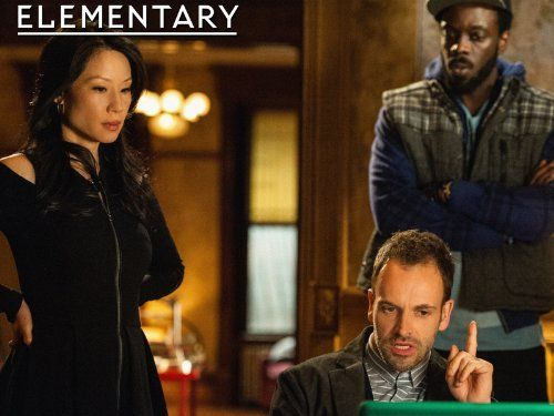 "Elementary, Season 1, Ep. 20 ""Dead Man's Switch"""