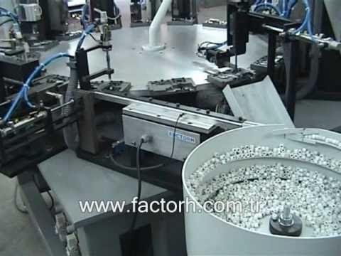 FACTORH OTOMASYON imsanpres 01 uygulaması - YouTube