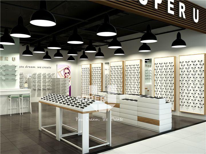 Classic Optical Display Furniture Design Eyewear Store Interior Design Optical Shop Design In 2020 Store Design Interior Retail Store Interior Design Store Interior