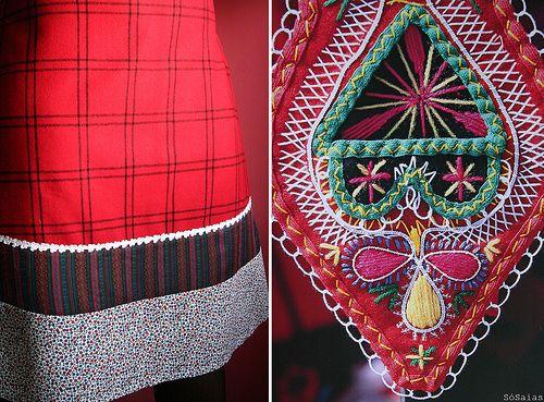 Minho (Northern Portugal) threads