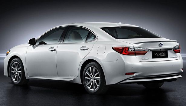 2016 Lexus ES - release date and price