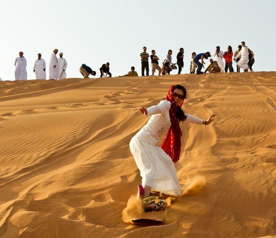 Dubai Desert Safari – Amazing Adventure for All