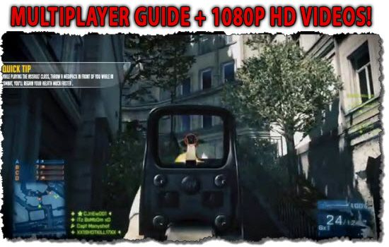 Relik Guide is a complete Battlefield 3 online multiplayer guide teaching players the skills to earn top rank positions in multiplayer and a detailed campaign walkthrough. Battlefield 3 Dominator is a complete written AND video guide that will help you dominate the game fast.