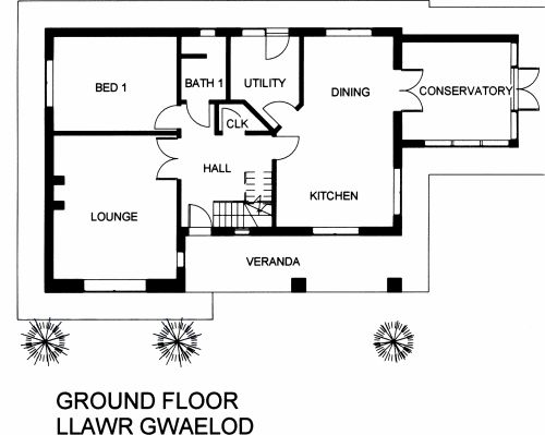 3 bed dormer bungalow plans google search cheveral for Dormer floor plans
