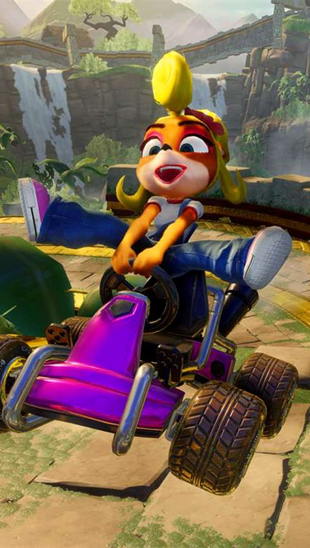 Crash Team Racing Nitro-Fueled is now live and ready to play on Xbox