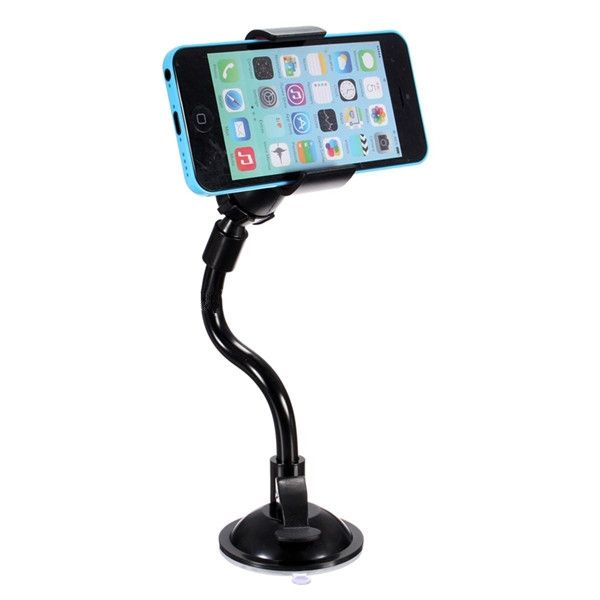 Universal Car Dashboard Windshield Suction Cup Holder Phone Stand for iPhone Xiaomi Samsung