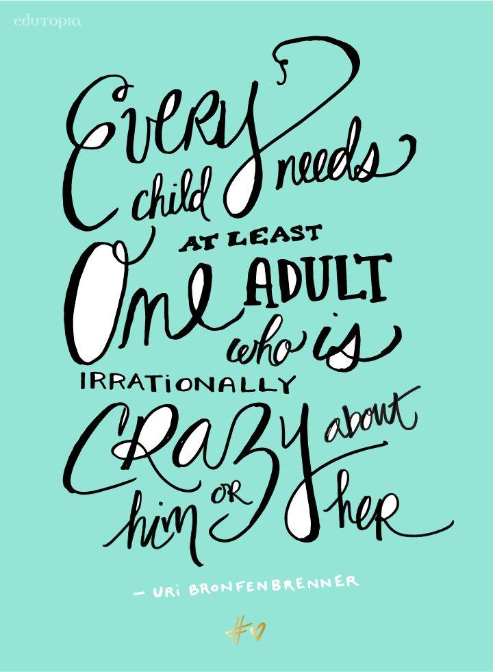Bottom line: Children need to feel loved. #BullyFree