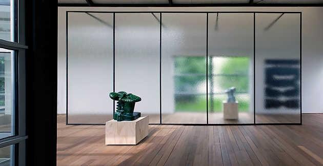 Marien Schouten. © Gert Jan van Rooij, Museum De Paviljoens