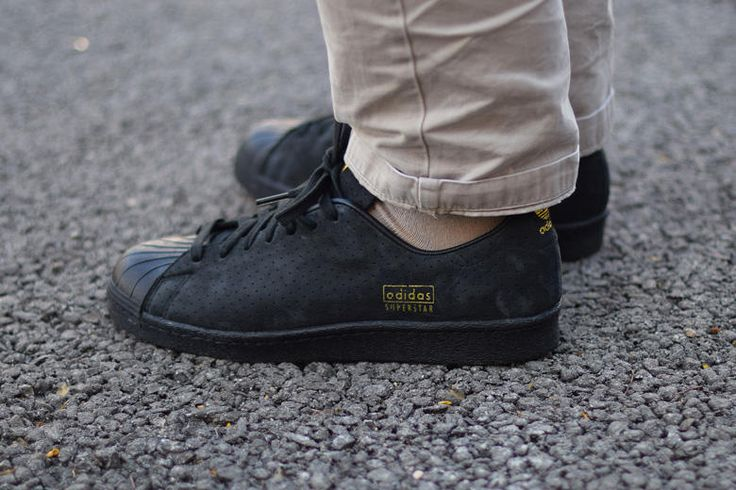 """adidas Superstar 80s Clean """"Perforated"""" Pack 