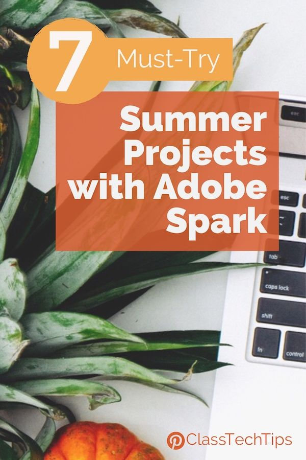 Here's a list of must-try summer projects. On this list you'll find classroom activities for students and summer projects for teachers to explore.