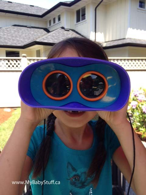 WIN $75 at Mastermind Toys. You can pick up these awesome kidnoculars and MORE! www.MyBabyStuff.ca