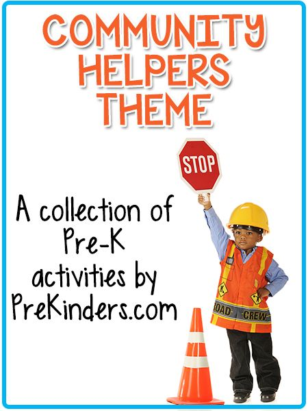 32 best community helpers activities pre k preschool