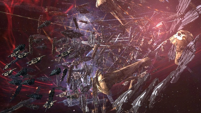 How the Battle of Asakai Became One of the Largest Space Battles in Video Game History