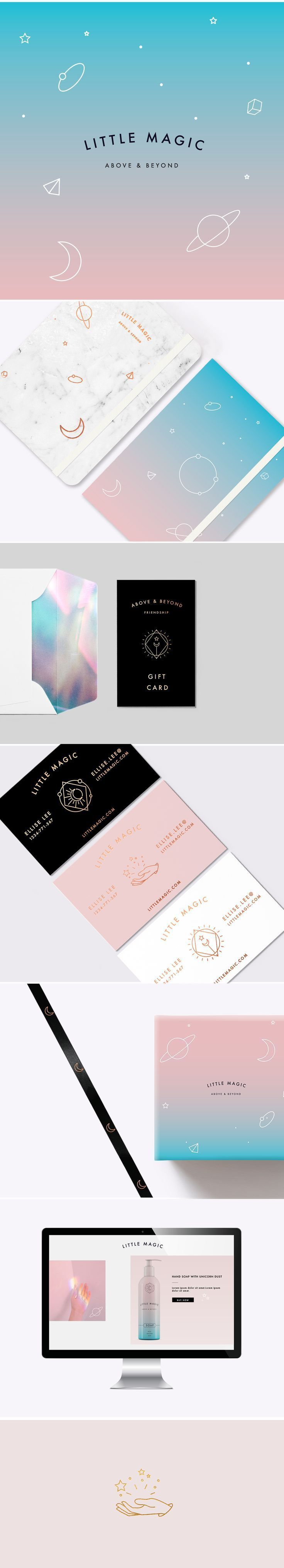 Exclusive brand concept and branding package. Available | loolaadesigns.com