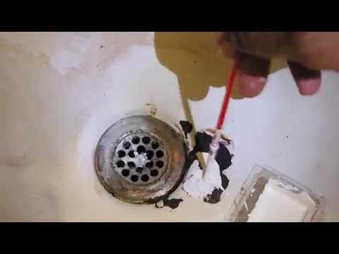 Repairing chips in a bathtub - YouTube | Home Sweet Home ...