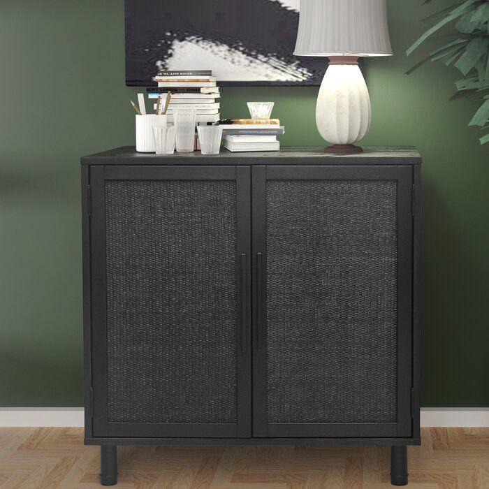 Delancey 2 Door Accent Cabinet Accent Doors Accent Cabinet Modern Furniture Living Room