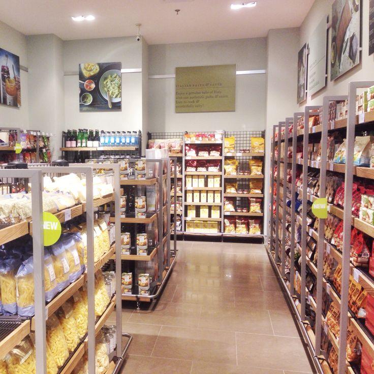 My all time favorite aisle.  Marks & Spencer snack corner.