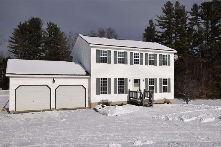 Home for Sale | 632 Fletcher Road, Fairfax, VT 05454 | $298,900 | Beautiful 3 bedroom Colonial on private Fairfax lot | Call (802) 488-3488 to schedule an appointment today!