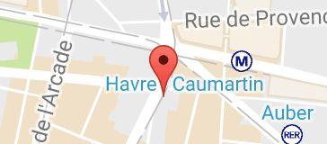 La Maroquinerie Parisienne : carte