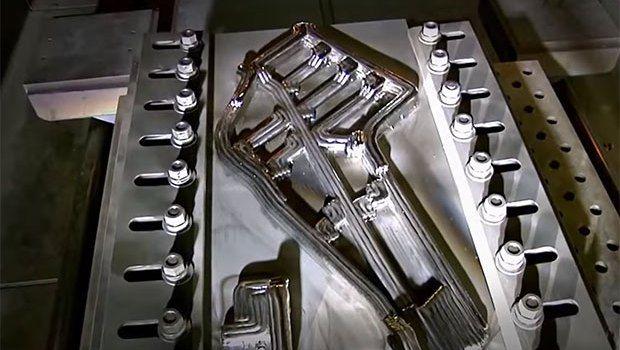 Zelfs onderzeeërs schakelen over op 3D-geprinte onderdelen