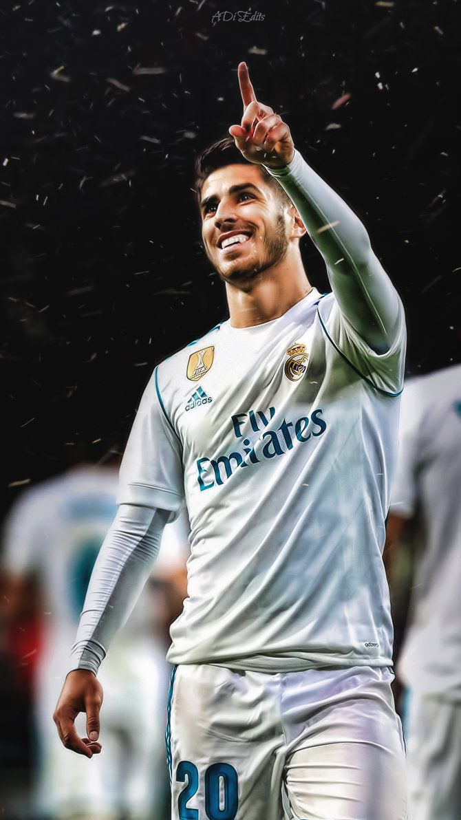 8f5e4a1dfe Marco Asensio Real Madrid by adi-149.  realmadrid