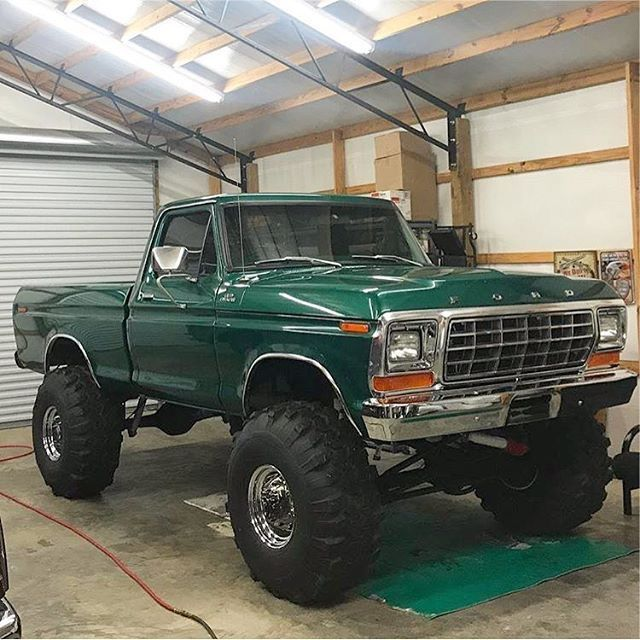 Pin By Kingofkings413 On 70 S Ford Trucks 79 Ford Truck