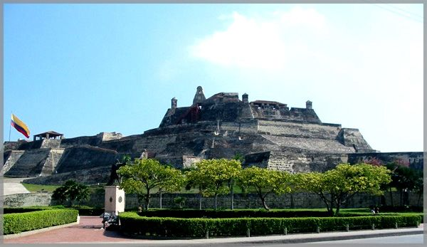 Cartagena Castle, another must do