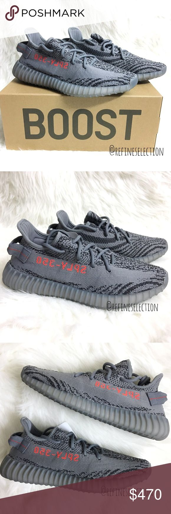 adidas Yeezy Boost 350 V2 Beluga 2.0 Sneakers Brand new with tags, in its original box, Men's size 9. Absolutely 100% Authentic! These adidas Yeezy Boost 350 V2 Beluga 2.0 Sneakers are a must have! Grab them for yourself or make this the perfect Christmas present! Grey, Dark Solid Grey and Bold Orange Colorway. Deadstock and sold out, your chance to grab them here! Yeezy Shoes Sneakers