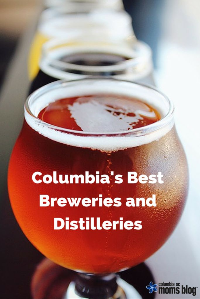 The Perfect Father's Day Tour :: Columbia's Best Breweries and Distilleries | Columbia SC Moms Blog