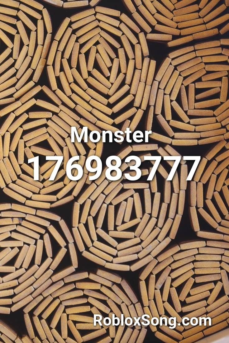 Monster Roblox Id Roblox Music Codes In 2020 Roblox Monster