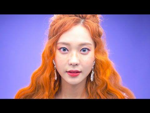 현아st '론 위즐리 여동생' 메이크업🍊 HyunA St. Ron Weasley Sister Make-up (with Subs) ...