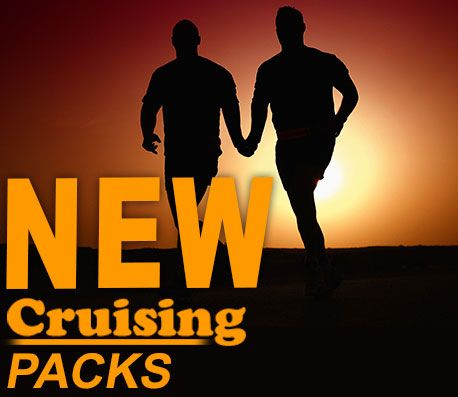 NEW Cruising Multi-packs contain great special offers combos and poppers for sale online!