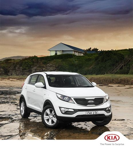 Spotted the Series 2 Sportage yet?