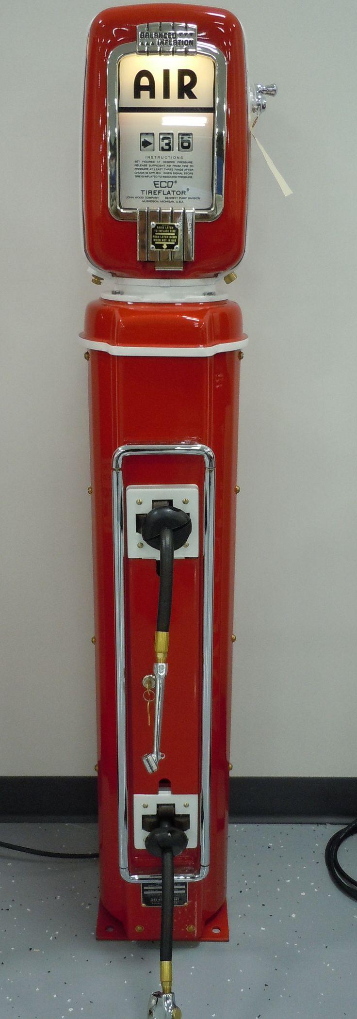 Restored Eco Islander Air Meter. Visit route32restorations.com for pricing