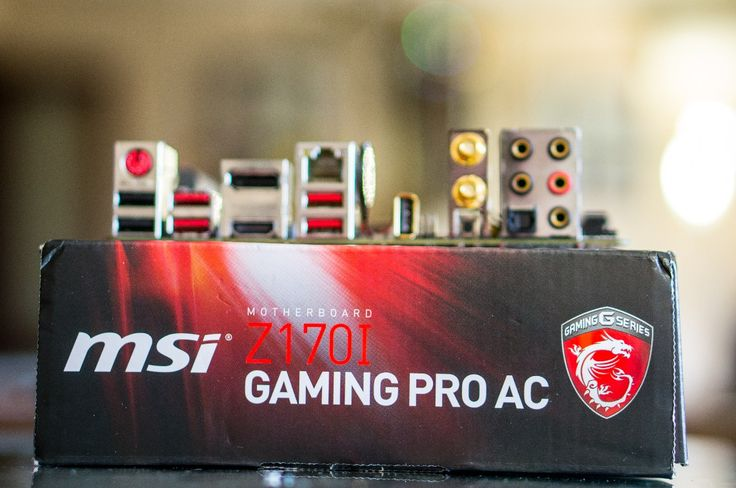 MSI Z170I Gaming Pro AC: Review completa
