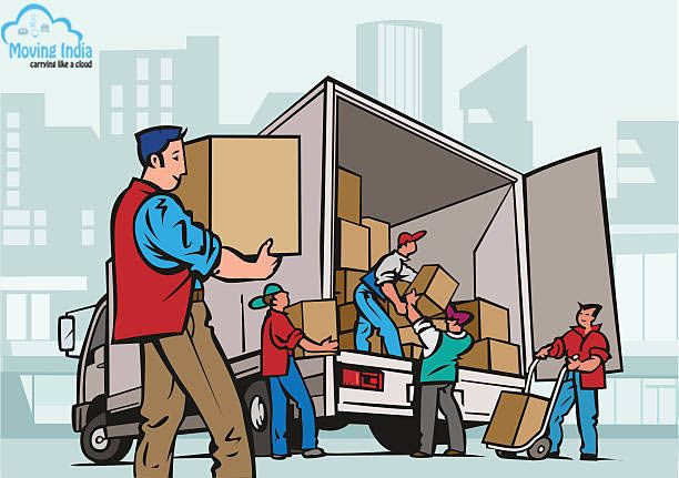 Loading services for moving