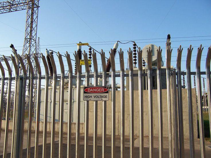 Get Gates & Fence It - Hi-Security Fence