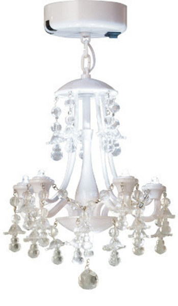 School is just around the corner! Decorate your locker to the fullest with our new Locker Lookz supplies! Make your locker look elegant and classy with this White Chandelier! This product comes in several different colors!    http://www.theshoppingbagstore.com/