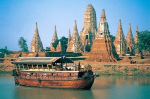 @Andrea Thorp Taylor Telling ti da ottimi consigli per un piacevole soggiorno in Thailandia