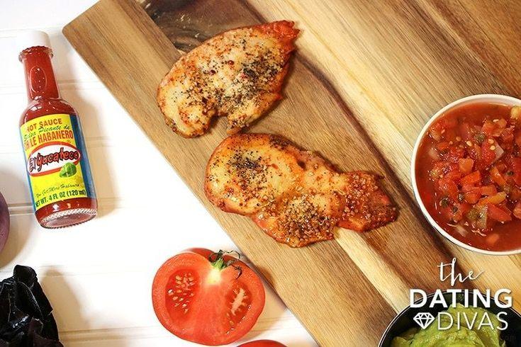 Firecracker spicy chicken