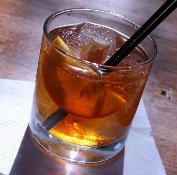 Old Fashioned - 7 Classic Manly Cocktails to Put Some Hair on Your Chest The GentleManual