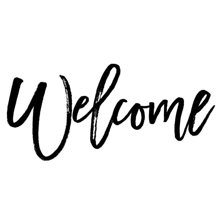 Welcome {Chalk Transfer}